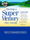 Develop a Super Memory...Auto-matically (MP3)